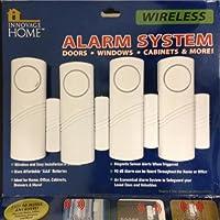Wireless Door & Window Entry Alarm 4 Pack
