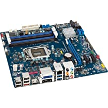 Intel Desktop Motherboard LGA1155 DDR3 1600 MicroATX - BOXDH77EB (Discontinued by Manufacturer)