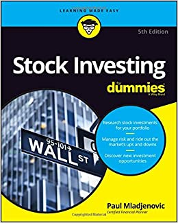Investing in stocks for dummies