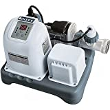 Intex krystal clear saltwater system and - Salt water pumps for swimming pools ...
