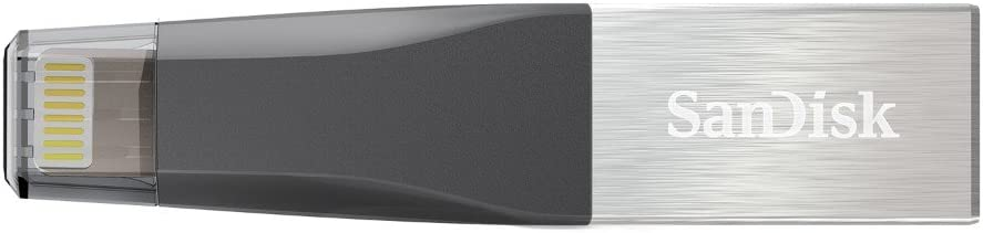 Sandisk 128GB USB 3.0 iXpand Mini Flash Drive Stick For iPhone 6 SE iPad