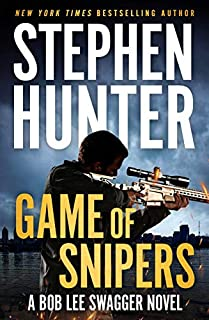 Book Cover: Game of Snipers