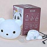 Portable Baby Kid Sleeping Bedroom LED Glow Cute