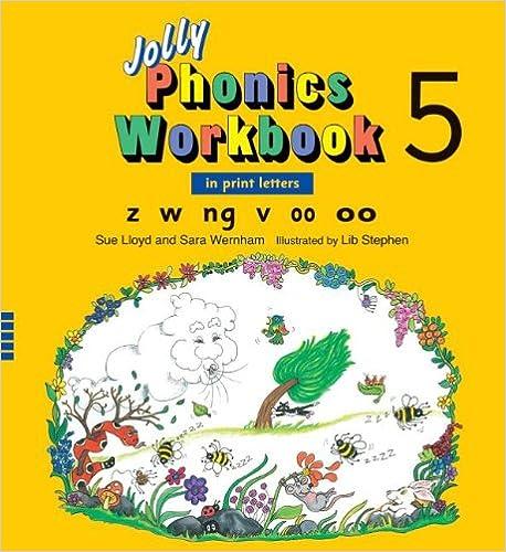 Bøker for nedlasting Jolly Phonics Workbook 5 PDF PDB