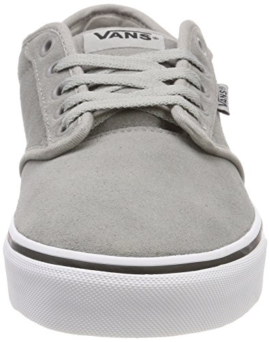 Atwood U0v Suede Drizzle Sneakers Homme Basses suede white Gris Vans qOvxdq