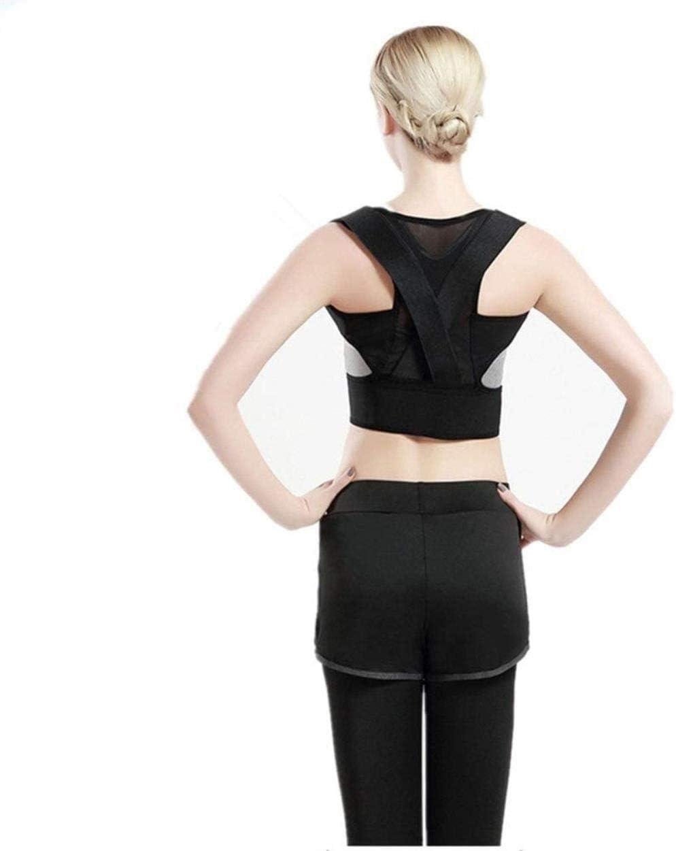 Tirantes Traseros El Alivio del Dolor de Hombro escoliosis y Dolor de Cuello en Hombres o Mujeres ortopédico Espalda Baja y Superior de la Espalda Postura Ortesis de Postura sentada