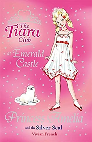 book cover of Princess Amelia and the Silver Seal