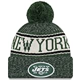 New Era NY Jets NFL 18 Sideline Sport Knit Hat