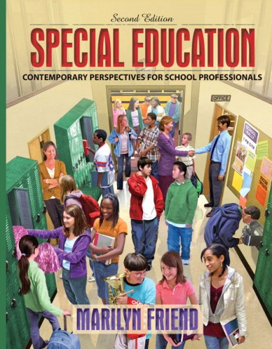 Special Education: Contemporary Perspectives for School Professionals Value Package (includes MyLabSchool CourseCompass