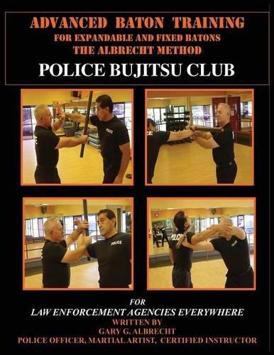 Advanced Baton Training (Police Steel Expandable Baton)