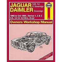 Jaguar XJ6, XJ & Sovereign