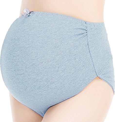 Waist Belly Maternity Panties - 6