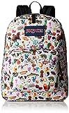 JanSport Unisex SuperBreak Multi Stickers Backpack