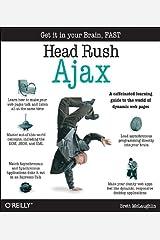 Head Rush Ajax Paperback