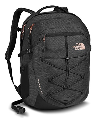 the-north-face-womens-borealis-tnf-black-heather-std-rose-gold-one-size