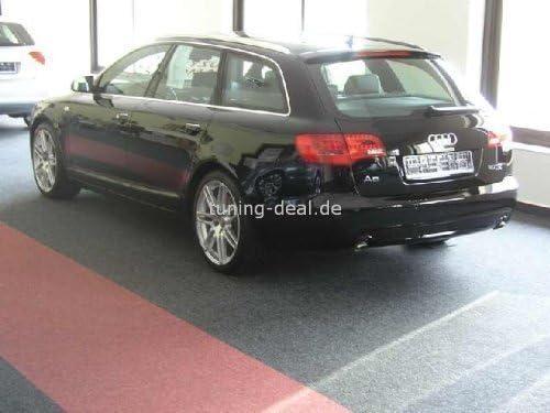 Nicht Zutreffend Spoiler Für Audi A6 Avant C6 S6 Heckspoiler S Line Optik Ab 2006 Auto