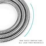 72-inch Shower Hose Replacement, 304 Stainless