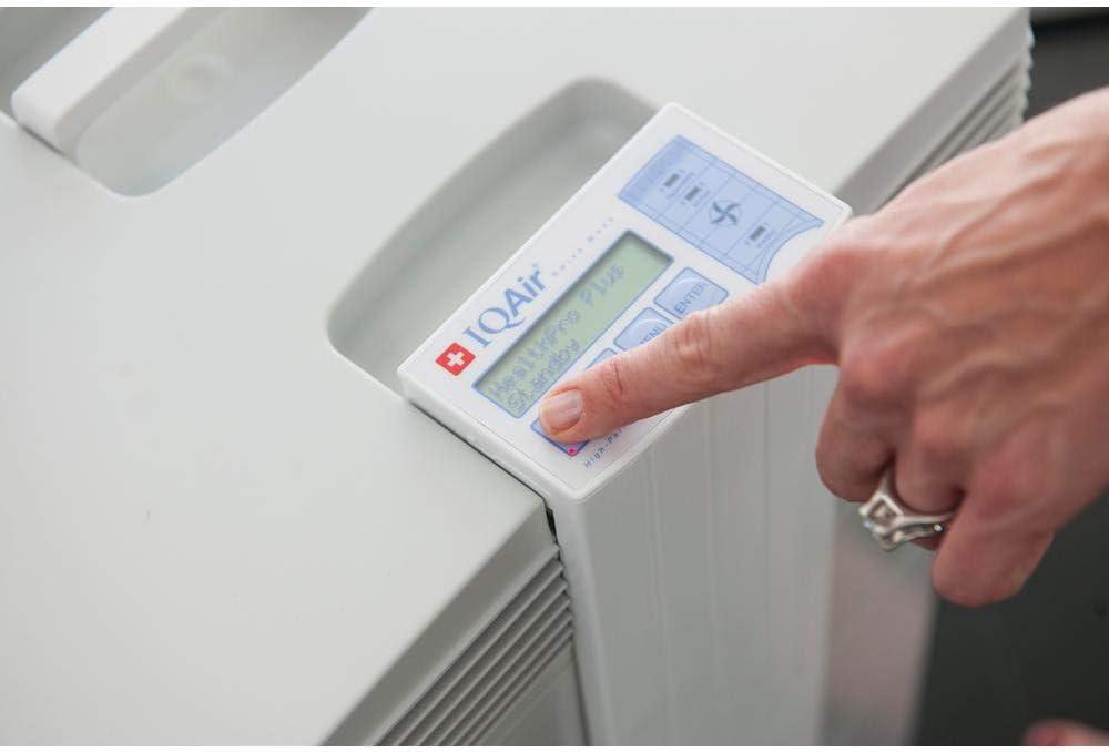 IQAir [HealthPro Plus purificador de aire de grado médico [filtro ...