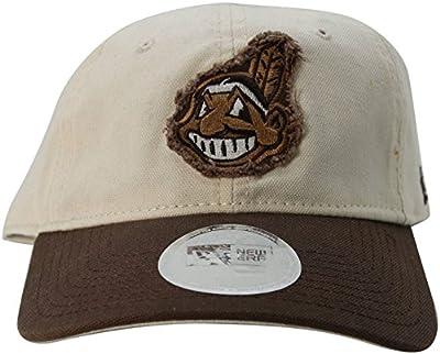 NEW ERA Cleveland Indians Logo Hat Adjustable