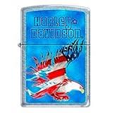 Zippo Harley Davidson Eagle Zippo Lighter 28246