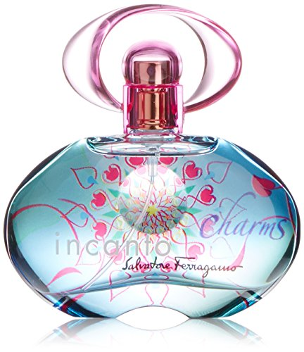 (Incanto Charms Women Eau De Toilette Spray by Salvatore Ferragamo, 1.7 Ounce)
