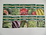 Search : 10 Assorted Ferry-Morse Organic Seeds pckd for 2016 Sealed #2