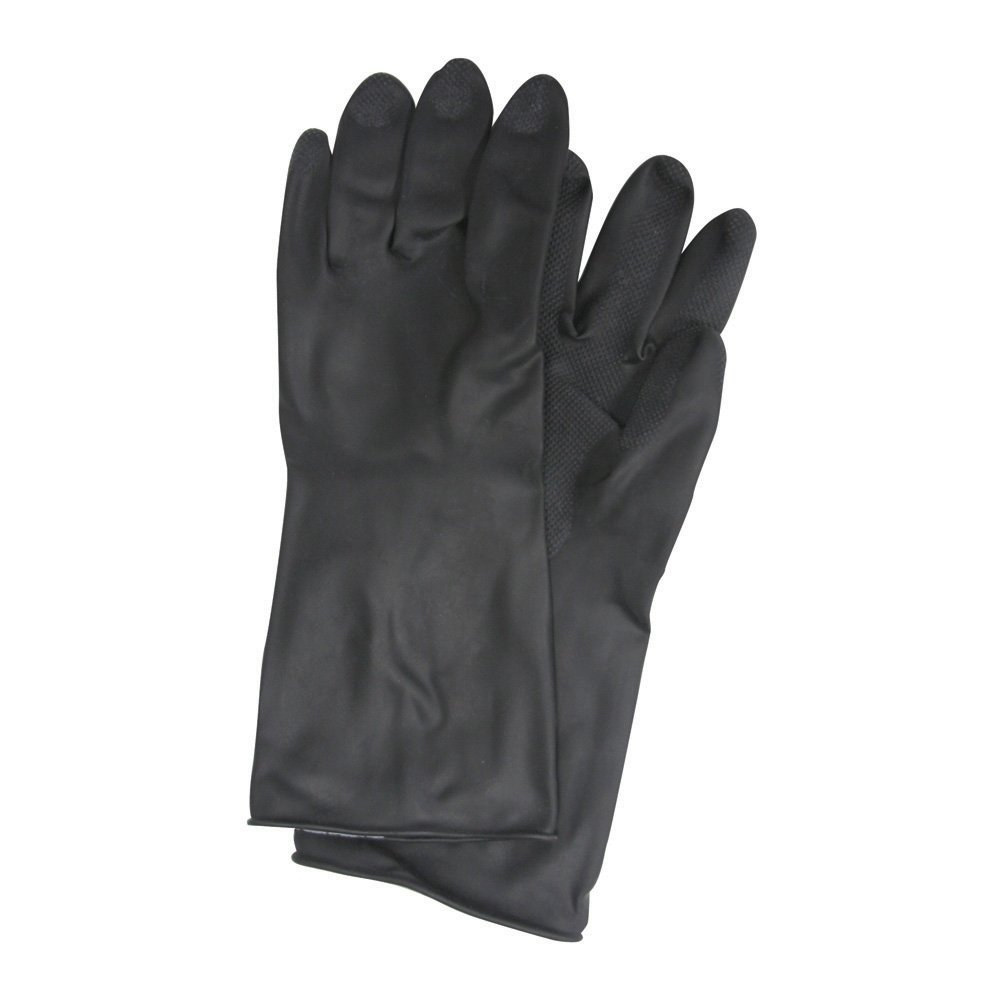 Trimaco 01903 SuperTuff Rubber Gloves Large