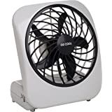 O2 Cool 5 Portable Battery Operated Fan New