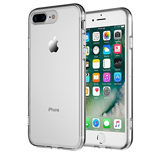 ANGTUO iPhone Cover Transparent Protective