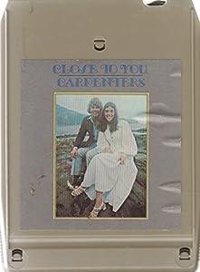Amazon.com: Carpenters: Close to You - 8 Track Tape: Everything Else