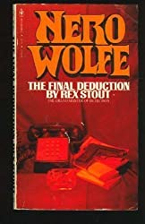 The Final Deduction: Nero Wolfe Mystery [Taschenbuch] by Rex Stout