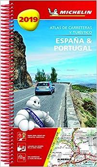 España & Portugal 2019 (atlas De Carreteras Y Turístico ) por Michelin epub
