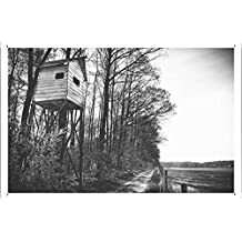 Pulpit Ambona Metal Plate Tin Sign Poster Wall Decor (20*30cm) By Jake Box