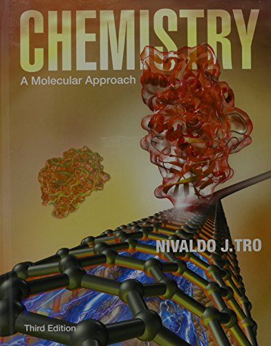 Chemistry: A Molecular Approach Plus MasteringChemistry with eText -- Access Card Package with Student Solutions Manual