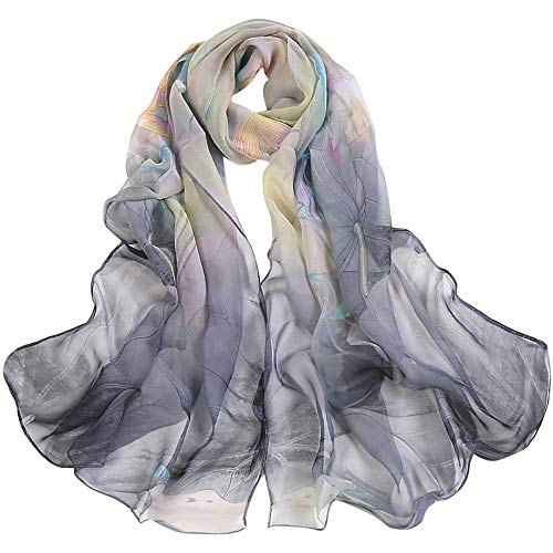 - Scarf for Women Lightweight Paisley Fashion for Spring Winter Scarves Shawl Wrap