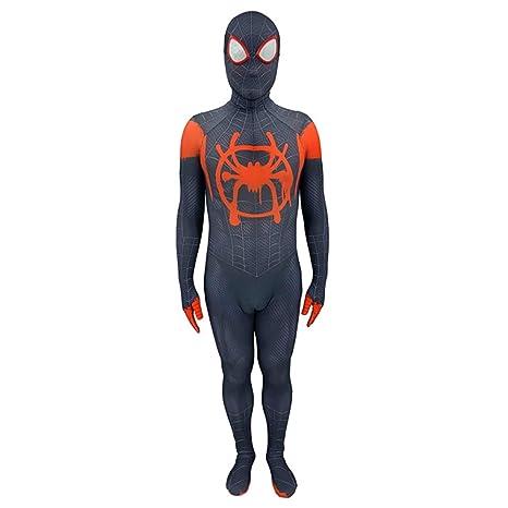 Hope Spider-Man Universo Paralelo Miles Morales Disfraz de ...