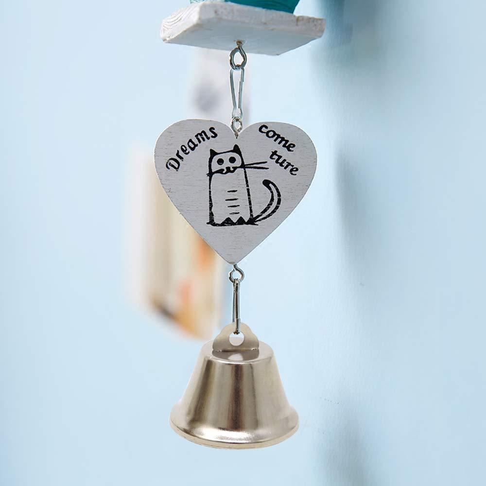 Honbay 20PCS 35mm//1.37inch Silver Jingle Bells Bridal Bells Decor Bells