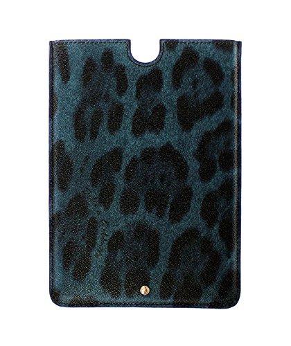 Gabbana Leopard - Dolce & Gabbana - Leopard Leather iPAD Tablet eBook Cover