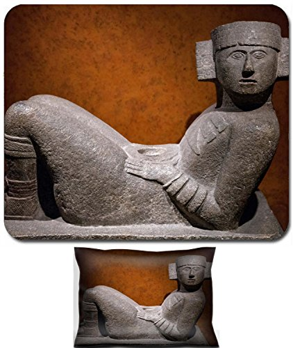 Liili Mouse Wrist Rest and Small Mousepad Set, 2pc Wrist Support IMAGE ID: 16765679 Chac Mool is the name given to a type of Pre Columbian Mesoamerican stone statue The Chac Mool depicts a hum ()