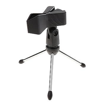 Heimelektronik Zubehör Mikrofon Halter Mikrofon Stand Tisch Ständer Mikrofon Mic Tisch Stand Stand Halter Mit Clamp Letzter Stil