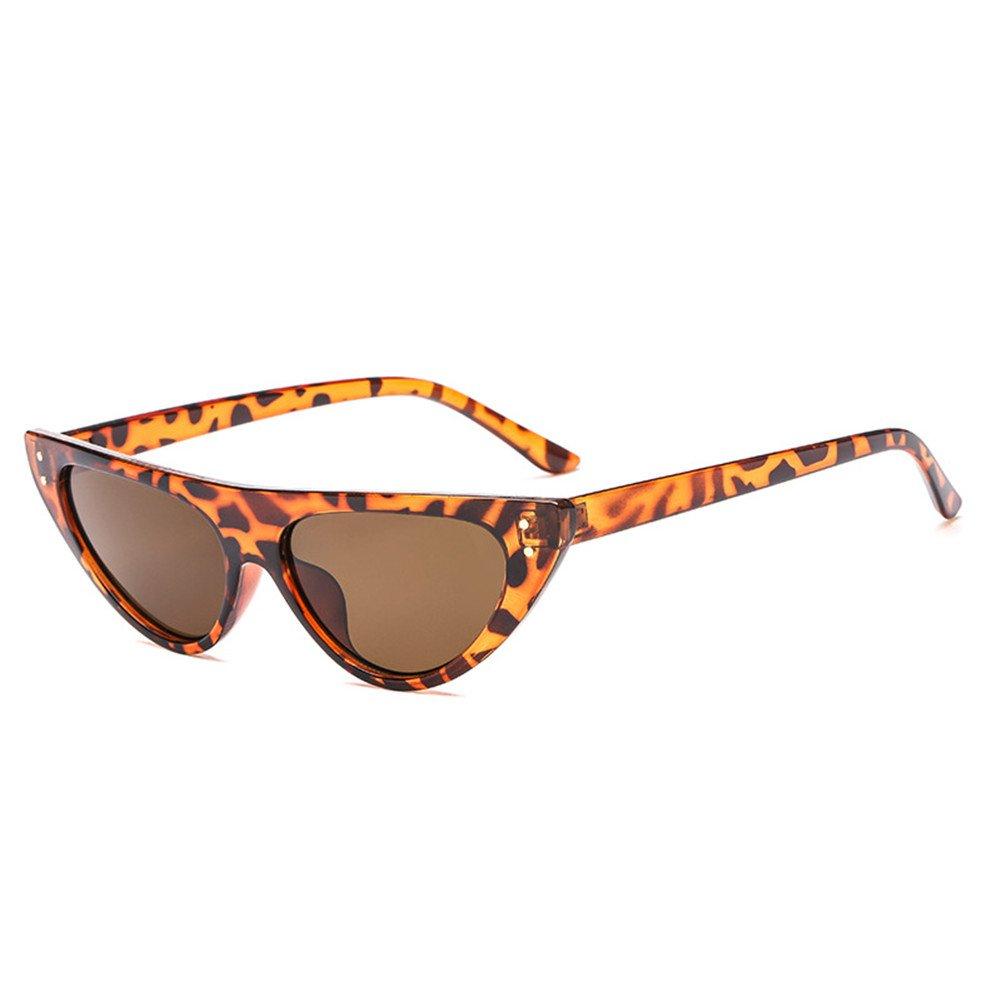 Westeng Gafas de Sol Hombre Mujer Moda Polarizadas Prevención UV Nuevo Estilo (Amarillo)