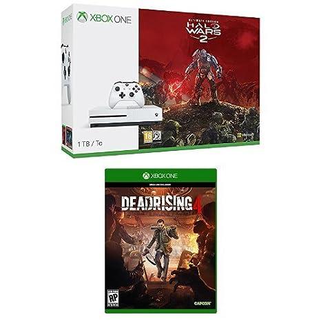 Xbox One - Consola S 1 TB Halo Wars 2 + Dead Rising 4 ...
