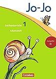 Jo-Jo Sachunterricht - Ausgabe N: 1. Schuljahr - Arbeitsheft