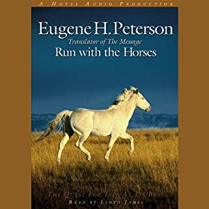 Run with the Horses Audiobook