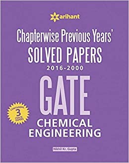 Chemical Engineering Gate Book