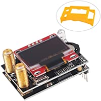 Crazepony Diversity FPV Receiver Module Open Source 5.8G 40CH SMA Female OLED with Integraded Cover Diversity Receiver Cover for Fatshark Goggles