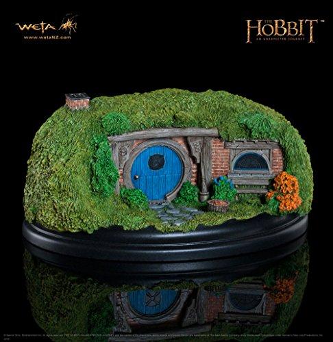 Weta Workshop Hobbit Environment  Hobbit Hole - 26 Gandalfs Cutting