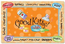 CounterArt 'Good Kitty' Pet Placemat