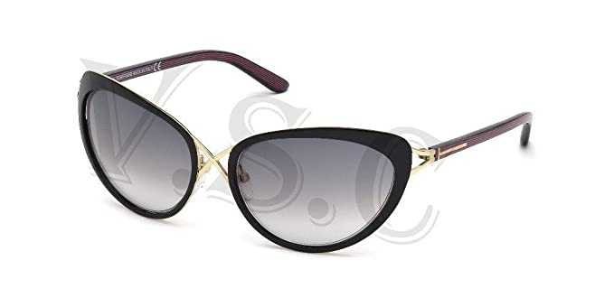 Amazon.com: Tom Ford Daria tf321 Gafas de sol ft 321 ...