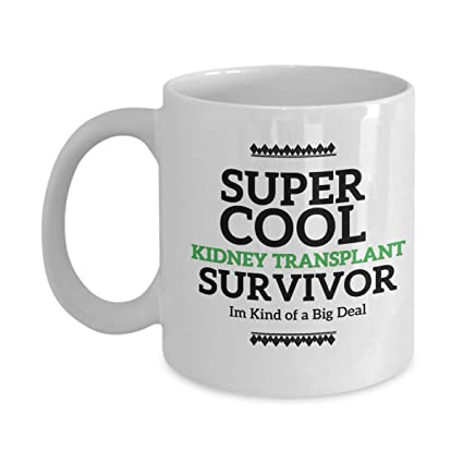 4b36df646 Image Unavailable. Image not available for. Color: Kidney Transplant  Survivor Gifts ...